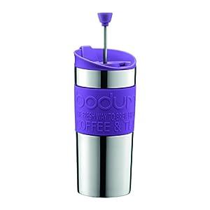 Bodum Travel Press Coffee Maker, Vacuum, Small, 0.35 Litre