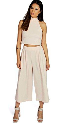 femmes-rougir-rose-ensemble-assorti-top-court-a-col-montant-et-jupe-culotte-longue-rougir-14