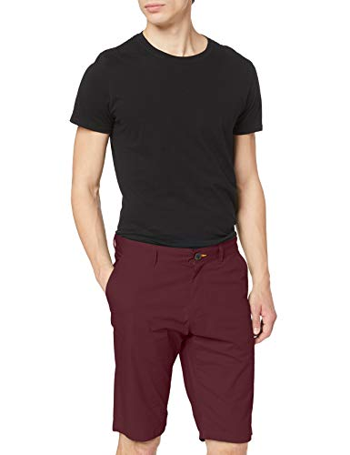 ino Kurze Hose Shorts, Rot (Bordeaux Red 16427), 30 ()
