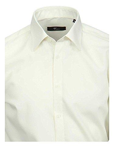 Venti 1489, Camicia Formale Uomo Beige (Beige 1)