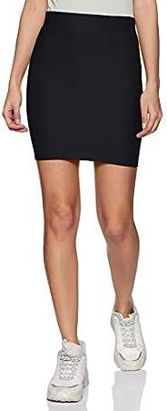 Poles Apart Mini Skirt - Black, red, RoyalBlue, Green, Maroon, Off-White, Navy