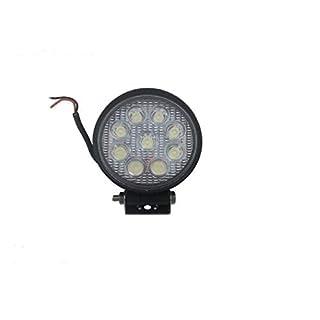 27W 9 LED ARBEITSSCHEINWERFER Offroad SCHEINWERFER 12V 24V 10-30V Flutlicht Baustahler ARBEITS SCHEINWERFER LADERAUM ARBEITS LAMPE