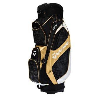 taylormade-2016-corza-cart-bag-mens-golf-trolley-bag-14-way-divider-black-gold-white