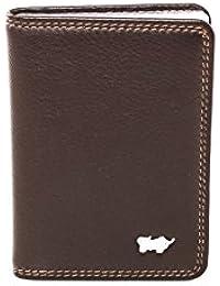 Braun Büffel Golf Kreditkartenetui Leder 7 cm