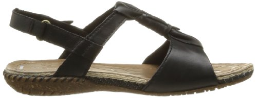 MerrellWHISPER LINK - Scarpe con cinturino alla caviglia Donna Nero (Noir (Black))