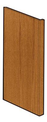 RSI Home Produkte Sales cbkadep-mo Medium Oak Finish Geschirrspüler Ende Panel, 3,8cm von 87,6cm von 61cm