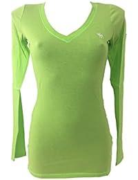 Abercrombie & Fitch Camiseta - para Mujer