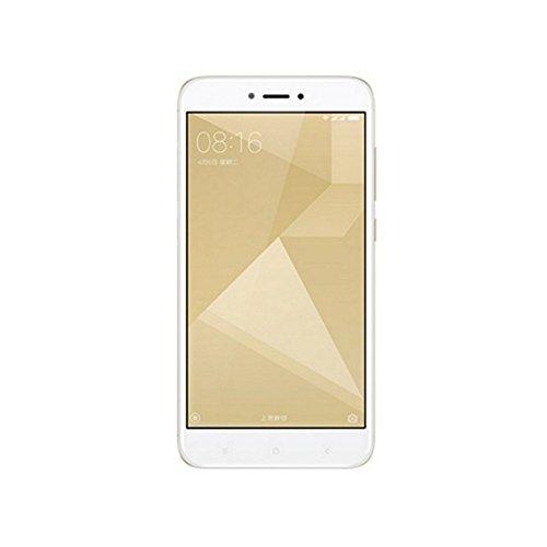 """Xiaomi Redmi 4X Smartphone 5"""" 4G 32GB Doble Sim, Con Google Play [Version Europea] Oro"""