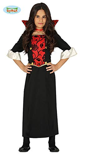 Fiesta Guirca Vampirin Kinderkostüm Miss Dracula Halloween Kostüm Königin der - Königin Der Nacht Kostüm