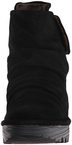 FLY London Yegi689fly, Bottes Classiques Femme Noir (Black 000)