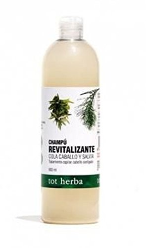 Champu Revital caballo-salvia Tail 500 ml of Tot herba-authex