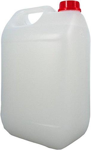 Cremeseife 2x5 Liter Kanister (weiß, parfümiert)