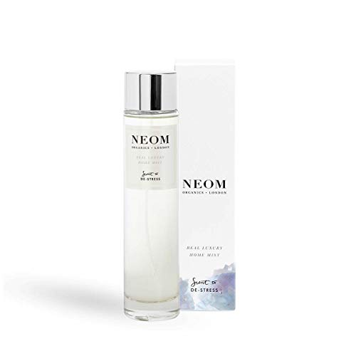 Neom Organics London De-Stress Home Mist Spray - Lavender, Jasmine & Brazilian Rosewood - 100 ml
