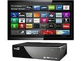 Fantec Smart TV Disk Box Full-HD MediaPlayer mit Festplatte 1TB