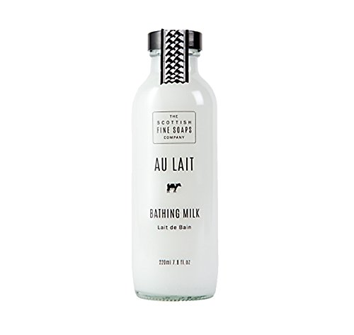 The Scottish Fine Soaps au Lait Lait de bain 220 ml