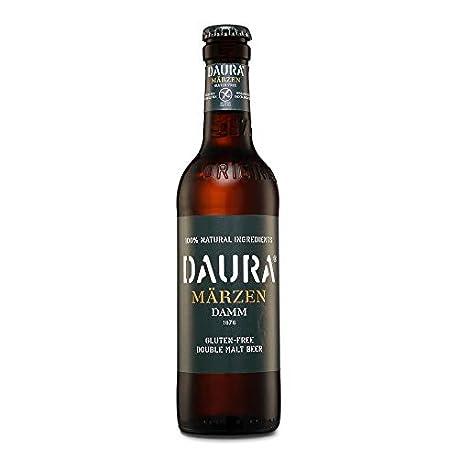 Daura Marzen Damm Cerveza Sin Gluten Botella 330 ml