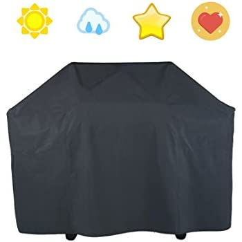 Barbecue Cover Waterproof BBQ Silverline Polythene Protection Clean Dry 204281