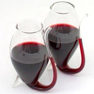 Port Sipper Gläser von bar Originale (2Pack)-Die den vollen Geschmack Port mit diesen Port Sipper Gläser. - Port Sippers
