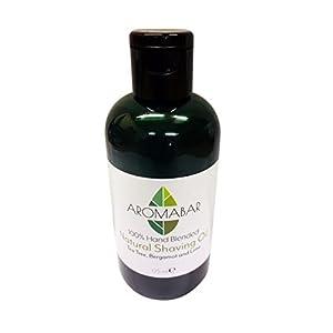 Natürliches Rasieröl mit Teebaum Bergamotte & Limette 125ml