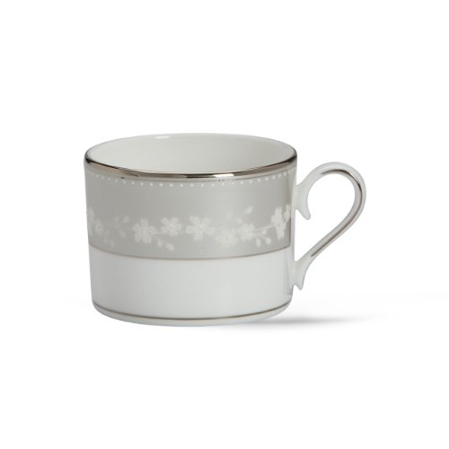 Bellina Cup (Lenox Bellina Bone China Platinum Banded Cup by Lenox)