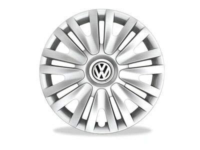 Original Volkswagen VW Ersatzteile 15 Zoll Radkappen Satz (VW Golf 5 6 Plus Touran) 4-teilig