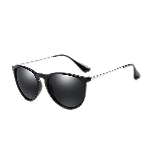 OULN1Y Sport Sonnenbrillen,Vintage Sonnenbrillen,Brown Polarized Sunglasses Womens Retro Vintage Sunglasses Female Fashion Mirrored Eyewear