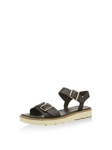 TIMBERLAND donna sandali A142E Nero