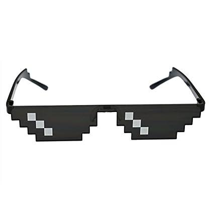 KLXEB Tratarlo Con Thug Life Gafas Gafas De Sol...