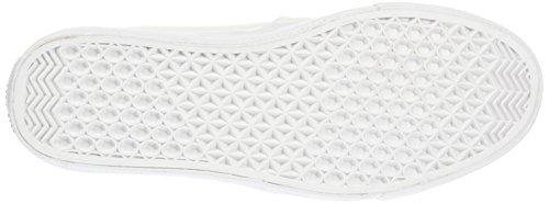 Love Moschino, chaussures slip on Femme Blanc (white 100)