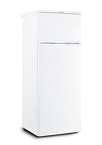 SEVERIN Doppeltür-Kühl-/Gefrierschrank, 166 L/46 L, Energieeffizienzklasse A++, KS 9792