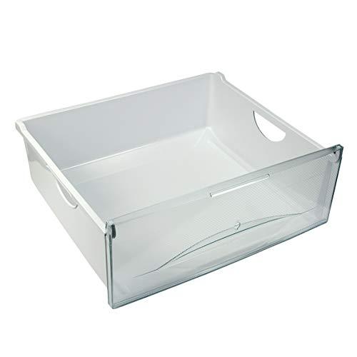 Liebherr 9791104 ORIGINAL Gefrierschublade Schublade Lebensmittelbehälter Kühlschrankfächer Auszugsschale Lebensmittelschale 492x183x432mm Kühlschrank Kühlautomaten Kühlgeräte