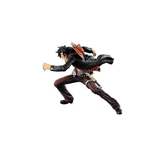 Banpresto Figurine - One Piece - Portgas D. Ace Color - 18 cm