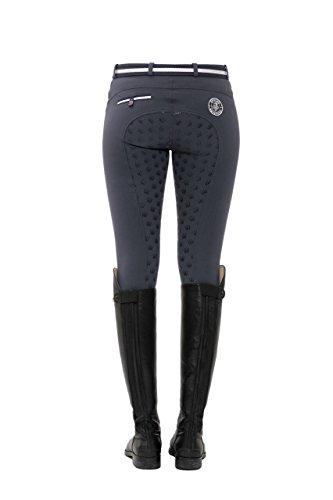 SPOOKS Reithose für Damen Mädchen Kinder, Voll-Grip-Besatz Reithosen Leggings Turnierreithose – bequem & stylisch Lucy Full Grip – XXS – XL