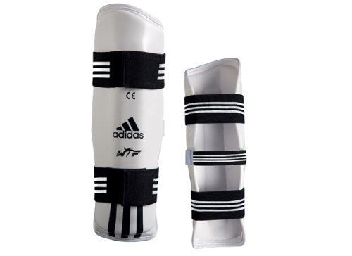 Adidas Schienbeinschutz WTF - PU L