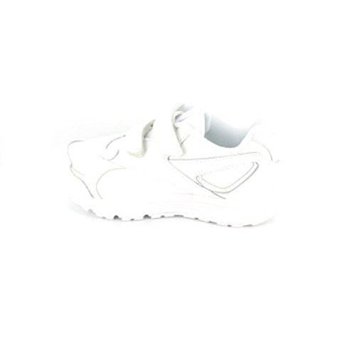 Reebok Almotio Rs 2v, Chaussures de Sport Garçon Blanc