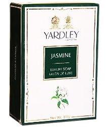 Yardley Jasmine Luxury Soap - 100gm
