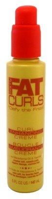 Samy Fat Curls Enhancing Creme 5 oz. (Pack of 2)