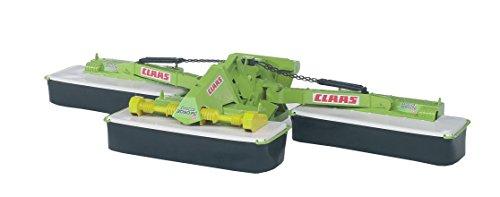 Bruder 02218 - Segadora de juguete (plegable), color verde