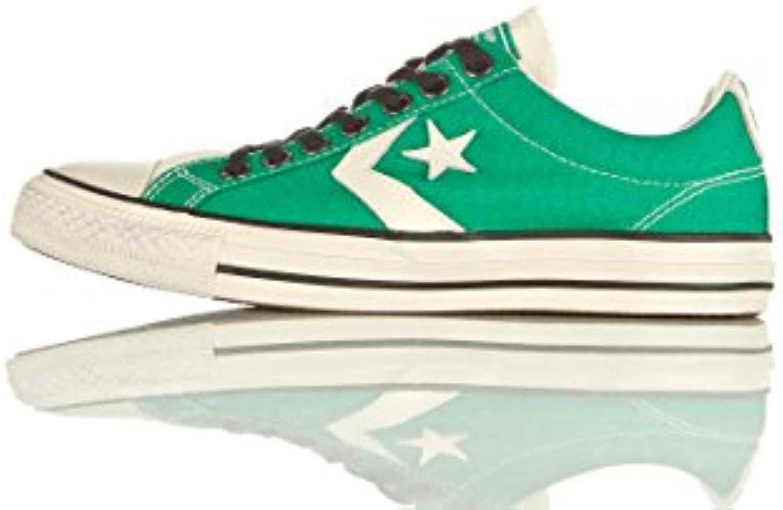 Converse Sneaker grün/weiß EU 36  Billig und erschwinglich Im Verkauf