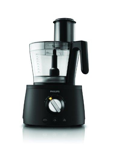 Philips HR7776/91 Avance - Robot de cocina con vaso extragrande (3,4 L, batidora 1,5 L, 1300W)