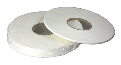 illbruck Elastozellband TN126 6x2mm 20m weiß