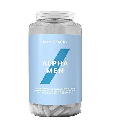 Myprotein Alpha Men Multivitamin 240 tabs 240 Unidades