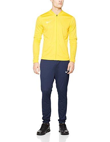 Nike Herren Academy 16 Knit Tracksuit Trainingsanzug,Gold (University Gold/Obsidian/White),L