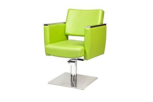 CASTANTO salon de coiffure Fauteuil, fauteuil coiffure barbier, 100 couleurs d'ameublement