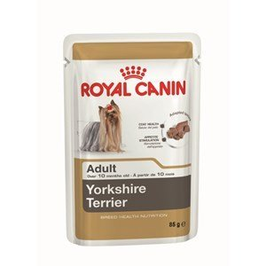 Royal Canin Yorkshire Terrier Loaf Pouch 12 x 85g