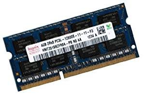 HYNIX (Mihatsch & Diewald) Netbook RAM 1 x 4 GB 204 pin DDR3-1333 SO-DIMM (1333Mhz, PC3-10600, CL9) für Acer Aspire One 521 (AO521) + 522 (AO522) + 721 (AO721) + 722 (AO722) + 753 (AO753) - Acer-ddr-speicher