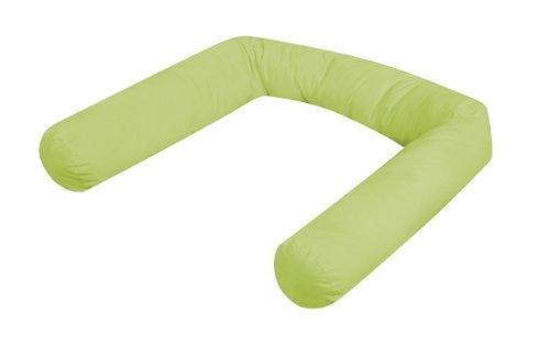 Julius Zöllner - Nestchenschlange in verschiedenen uni Farben, Größe 180 / ø 14 cm, grün