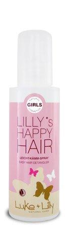Luke + Lilly Naturkosmetik für Kinder: Lilly's Happy Hair, 125ml