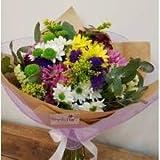 Ramo de flores multicolor-FLORES FRESCAS-ENVIO EN 24 HORAS