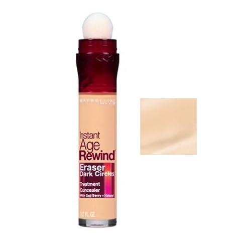 (3 Pack) MAYBELLINE Instant Age Rewind Eraser Dark Circles + Treatment - Light